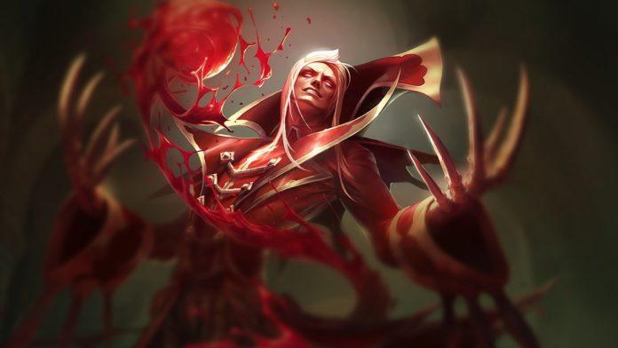 Vladimir, Krwiożerczy Żniwiarz